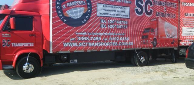 SC Transportes – Frota